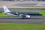 Tomo_mcz_lgmさんが、羽田空港で撮影したスターフライヤー A320-214の航空フォト(写真)