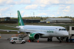 しゅう3さんが、ヘルシンキ空港で撮影したヴィデロー航空 ERJ-190-300 STD (E190-E2)の航空フォト(飛行機 写真・画像)