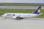 HEATHROWさんが、神戸空港で撮影したスカイマーク 737-8FHの航空フォト(写真)