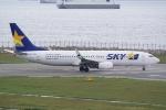 HEATHROWさんが、神戸空港で撮影したスカイマーク 737-81Dの航空フォト(写真)