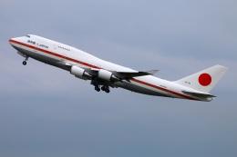 Tomo_mczさんが、羽田空港で撮影した航空自衛隊 747-47Cの航空フォト(飛行機 写真・画像)