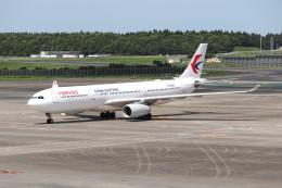 utarou on NRTさんが、成田国際空港で撮影した中国東方航空 A330-343Xの航空フォト(写真)