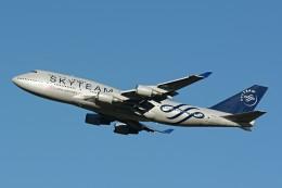 mikizouさんが、成田国際空港で撮影したチャイナエアライン 747-409の航空フォト(写真)