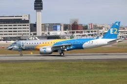 水月さんが、伊丹空港で撮影したエンブラエル ERJ-190-300 STD (E190-E2)の航空フォト(写真)