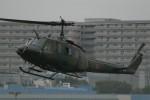 新人スマイスさんが、立川飛行場で撮影した陸上自衛隊 UH-1Jの航空フォト(写真)