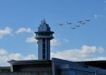 じーく。さんが、芦屋基地で撮影した航空自衛隊 T-4の航空フォト(飛行機 写真・画像)