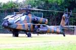 Tomo_mcz_lgmさんが、日本文理大学グラウンドで撮影した陸上自衛隊 AH-64Dの航空フォト(写真)