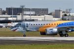 T.Sazenさんが、伊丹空港で撮影したエンブラエル ERJ-190-300 STD (E190-E2)の航空フォト(写真)