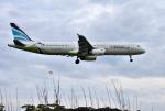 mojioさんが、静岡空港で撮影したエアプサン A321-231の航空フォト(飛行機 写真・画像)