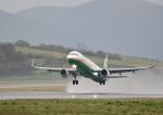 GOQさんが、函館空港で撮影したエバー航空 A321の航空フォト(写真)