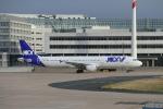しゅう3さんが、パリ シャルル・ド・ゴール国際空港で撮影したジューン A321-212の航空フォト(写真)