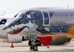 voyagerさんが、伊丹空港で撮影したエンブラエル ERJ-190-300 STD (E190-E2)の航空フォト(写真)