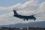 つっさんさんが、伊丹空港で撮影した天草エアライン ATR-42-600の航空フォト(写真)