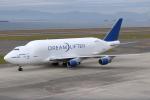 kinsanさんが、中部国際空港で撮影したボーイング 747-409(LCF) Dreamlifterの航空フォト(写真)