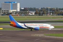BTYUTAさんが、アムステルダム・スキポール国際空港で撮影したジェット・ツー 737-3U3の航空フォト(飛行機 写真・画像)