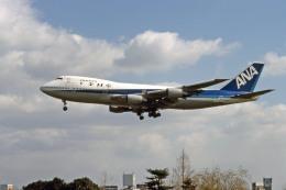 Gambardierさんが、伊丹空港で撮影した全日空 747SR-81の航空フォト(飛行機 写真・画像)