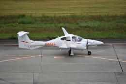 kumagorouさんが、仙台空港で撮影した日本法人所有 DA42 TwinStarの航空フォト(写真)