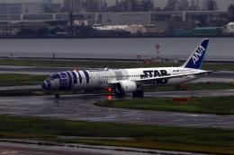 恵二さんが、羽田空港で撮影した全日空 787-9の航空フォト(飛行機 写真・画像)