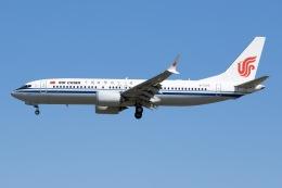 航空フォト:B-1225 中国国際航空 737 MAX 8