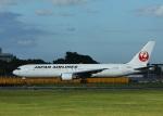 garrettさんが、成田国際空港で撮影した日本航空 767-346/ERの航空フォト(写真)