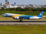 Mame @ TYOさんが、伊丹空港で撮影したエンブラエル ERJ-190-300 STD (E190-E2)の航空フォト(写真)