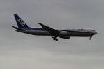 クルーズさんが、成田国際空港で撮影したエアージャパン 767-381/ERの航空フォト(写真)