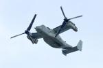 szkkjさんが、朝霞駐屯地で撮影したアメリカ海兵隊 MV-22Bの航空フォト(写真)
