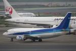 airportfireengineさんが、羽田空港で撮影したANAウイングス 737-5L9の航空フォト(写真)