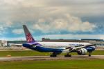 Cygnus00さんが、新千歳空港で撮影したチャイナエアライン 777-309/ERの航空フォト(写真)