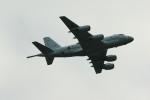 トラッキーさんが、朝霞駐屯地で撮影した海上自衛隊 US-2の航空フォト(写真)