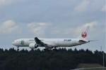 わいどあさんが、成田国際空港で撮影した日本航空 777-346/ERの航空フォト(写真)
