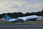 わいどあさんが、成田国際空港で撮影した厦門航空 787-8 Dreamlinerの航空フォト(写真)