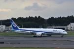 わいどあさんが、成田国際空港で撮影した全日空 787-9の航空フォト(写真)