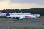 わいどあさんが、成田国際空港で撮影したフェデックス・エクスプレス 777-F28の航空フォト(写真)