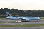 わいどあさんが、成田国際空港で撮影したエア・カナダ 787-8 Dreamlinerの航空フォト(写真)