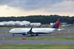 わいどあさんが、成田国際空港で撮影したデルタ航空 767-332/ERの航空フォト(写真)