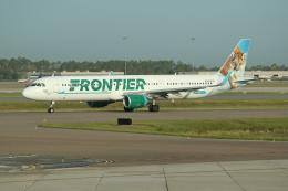 JA1118Dさんが、オーランド国際空港で撮影したフロンティア航空 A321-211の航空フォト(飛行機 写真・画像)