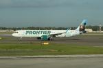JA1118Dさんが、オーランド国際空港で撮影したフロンティア航空 A321-211の航空フォト(写真)