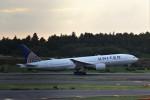 わいどあさんが、成田国際空港で撮影したユナイテッド航空 777-222/ERの航空フォト(写真)