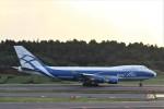わいどあさんが、成田国際空港で撮影したエアブリッジ・カーゴ・エアラインズ 747-4KZF/SCDの航空フォト(写真)