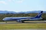 にしやんさんが、釧路空港で撮影した全日空 767-381/ERの航空フォト(飛行機 写真・画像)