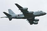 ちゅういちさんが、朝霞駐屯地で撮影した海上自衛隊 P-1の航空フォト(写真)