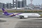 Izumixさんが、羽田空港で撮影したタイ国際航空 A350-941XWBの航空フォト(写真)