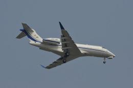 Kilo Indiaさんが、チャトラパティー・シヴァージー国際空港で撮影した不明 BD-100 Challenger 300/350の航空フォト(飛行機 写真・画像)