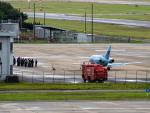 名無しの権兵衛さんが、新潟空港で撮影した航空自衛隊 U-125A(Hawker 800)の航空フォト(飛行機 写真・画像)