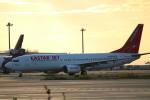 水月さんが、関西国際空港で撮影したイースター航空 737-86Nの航空フォト(写真)