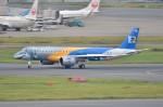 ちかぼーさんが、羽田空港で撮影したエンブラエル ERJ-190-300 STD (E190-E2)の航空フォト(写真)