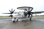 ヤスシさんが、三沢飛行場で撮影した航空自衛隊 E-2C Hawkeyeの航空フォト(写真)