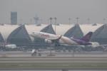 BENKIMAN-ENLさんが、スワンナプーム国際空港で撮影したタイ・スマイル A320-232の航空フォト(写真)