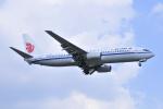 Orange linerさんが、福岡空港で撮影した中国国際航空 737-86Nの航空フォト(写真)